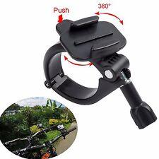 Fahrrad Motorrad Lenker Halterung Rohrklemme Adapter für GoPro Hero 5 4 3+ 3 2 1