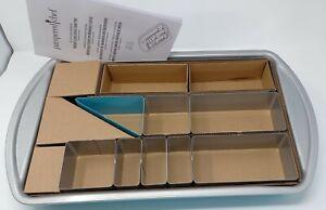 Pampered Chef ® Kuchenform für Nummern und Buchstaben Neu OVP 100279
