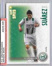 2006 - DUTCH Football CARD Luis Suarez FC GRONINGEN - ROOKIE  - All Stars PSA+