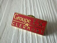 Pin's vintage épinglette Collector groupe CLERMONT Lot T200