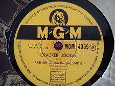 78 Tours ARTHUR SMITH-CRACKER BOOGIE/BANJO RAG