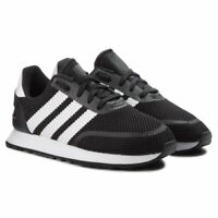 Authentic Exclusive Adidas Original N-5923 C ® ( Unisex Size UK 2 EUR 34 ) Black