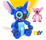 Baukästen HC Lovely Stitch Cartoons Diamond Mini Stores Kind Spielzeug Mode