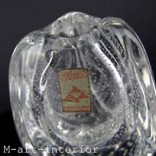 Vase Floris MEYDAM,Leerdam 1950er Jahre Mid Century Modern,Triangle Art Glass #2