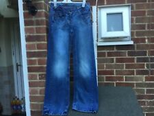 NEXT SLOUCH JEANS SIZE 8 EXTRA TALL FABULOUS CONDITION!
