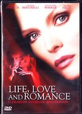 LIFE LOVE & ROMANCE (2 DVD) 12 FILMS DISCS ONLY NO CASE NO ART UNUSED CONDITION