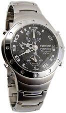 Seiko Premier Alarm Chronograph Men's Watch SDWG21P1