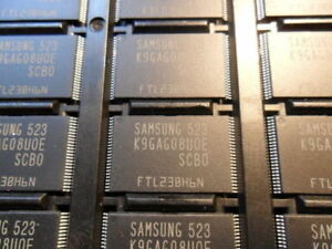 NAND K9GAG08U0E - TV SAMSUNG UE46D5500 UE40D5500 UE37D5500 UE32D55