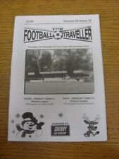 25/12/2014 The Footballer Traveller: Vol 28 Issue 20 - Maltby Main & Kelty Heart