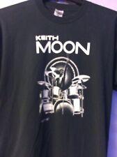 Keith Moon. Shirt. 1991. Black