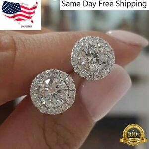 925 Silver Stud Earrings for Women Fashion Jewelry Free Shipping A Pair/set