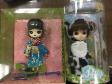 Lot Of Two Dal Little Pullip Little Dolls Nadeshiko And Calfy