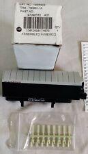 Allen-Bradley 1756-TBS6H ControlLogix 36 Pin Spring-Clamp Terminal Block, Ser. A