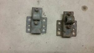 mg tf mgf rear antiroll bar mounting brackets