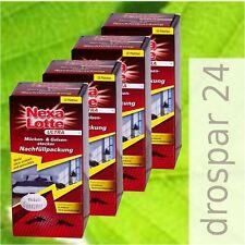 (3,13€/10g) Nexa Lotte Mückenstecker Gelsenstecker 4x20 Wirkstoff-Plättchen *WS