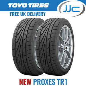 2 x 215/45/15 R15 84V XL Toyo Proxes TR1 Performance Road Tyres