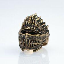 Dark Souls Ring, brass, handmade ... Soul of Cinder Ring