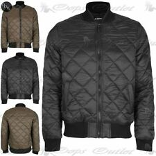Unbranded Zip Polyester Coats & Jackets for Men Quilted
