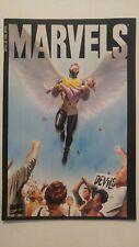 Marvels #2 February 1994 Book Two Marvel Comics