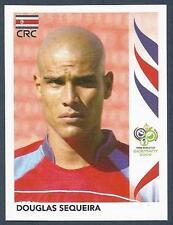 PANINI FIFA WORLD CUP-GERMANY 2006- #043-COSTA RICA-DOUGLAS SEQUEIRA
