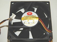 Superred cha8012cs-a cheng Home Electronic ventiladores Cooler fan + 12v/0,17 + 80mm