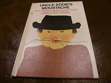 Vintage Book Uncle Eddie's Mustache by Bertolt Brecht Hard Cover