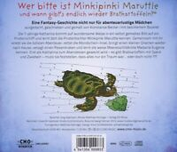 KONSTANZE BECKER - WER BITTE IST MINKIPINKI MARUTTLE UND WANN GIBT'S CD NEW