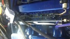 Ford Fiesta Mk6 ST150 polished stainless fuel rail cover