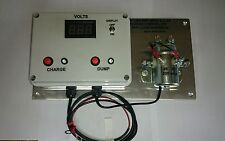 SOLAR / WIND TURBINE CHARGE CONTROLLER 12V,  200 AMP (2600 watts)