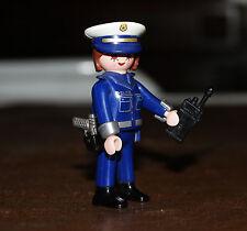 Playmobil police femme policier 4268