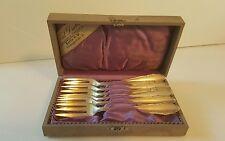 Silver Plate Dessert Forks  WMF Wurttembergische Metallwarenfabrik 100 Berlin