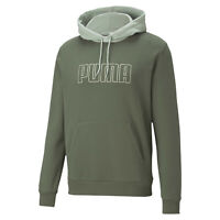 PUMA Men's Block Embroidered Hoodie