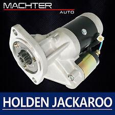 Starter Motor for Holden Jackaroo eng 4JX1 Diesel 4JX1T Turbo Diesel 3.0L 98-04