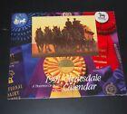 1991 Wall Calendar Budweiser's Clydesdales