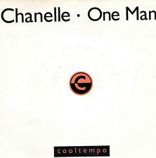 """CHANELLE - ONE MAN - PS - 80's - 7"""" VINYL"""