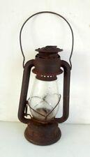 Vintage Feuerhand No.252 Kerosene Lamp Lantern With Original Glass Globe Germany