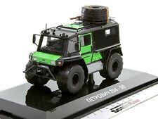 Petrovich 204-50 Off Road Truck 4x4 All Terrain Vehicle Green DIP Models 220450