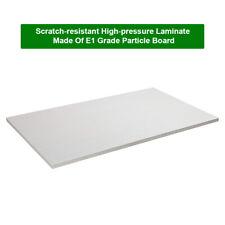 Height Adjustable Electric Standing Desk Top Tabletop Scratch Resistant Laminate