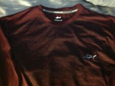 Greg Norman Attack Life Thermal Long Sleeve Port Performance Shirt Men's Large
