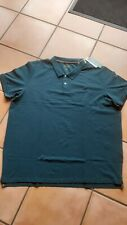 Esprit Polo-Shirt aus 100% Organic Cotton, 4 XL, XXXXL, Dark Green, Neuware