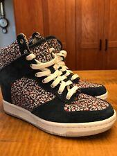 Steve Madden Lymlight Wedge Sneakers, Size 6.0M