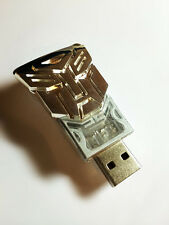 De Metal Transformers Usb 2.0 Flash Drive Memory Stick Pen Con Led De 32 Gb