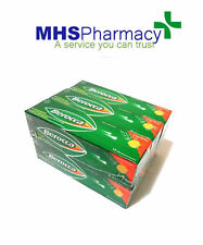 New Original Berocca Vitamin B Orange Flavoured Effervescent 6 x 15 Tablets