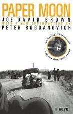 Paper Moon: A Novel, Brown, Joe David, Acceptable Book