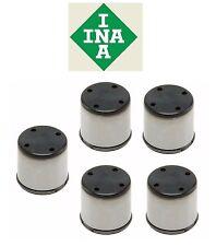 For Audi Volkswagen Set of 5 Fuel Pump Cam Followers INA 06D109309C