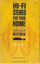 Hi-Fi Stereo For Your Home * CDROM * PDF