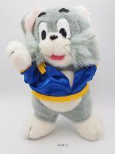 """Tom & Jerry A2412 Turner Entertainment Pajero Mini 1995 Plush 9"""" Toy Doll Japan"""