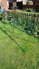 Pea Support Frame, 2m long, 1m high.