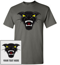 Black Panther Head T-Shirt, Men Women Youth Kid Tank Long Personalized Custom