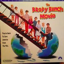 THE BRADY BRUNCH MOVIE - Widescreen Laserdisc #LV32952WS Buy 6 for free shipping